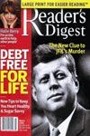Readers Digest Large Print Magazine - Anectodal and InspirationUS magazine subscriptions