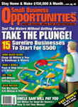 Small Business Opportunities Magazine - Business and FinanceUS magazine subscriptions