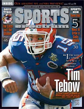 Sports Spectrum Magazine