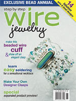 Step By Step Wire Jewelry Magazine - Hobbies and CraftsUS magazine subscriptions
