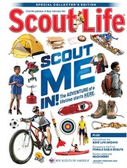 Scout Life (Formerly: Boys Life) Magazine
