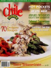 Chile Pepper Magazine