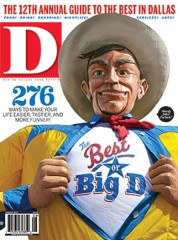 D (Dallas) Magazine