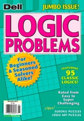 Logic Lovers Logic Problems Magazine
