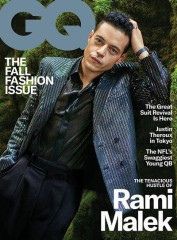 GQ (Gentlemans Quarterly) Magazine