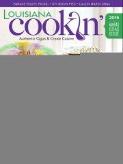 Louisiana Cookin Magazine