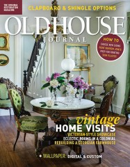 Old House Journal Magazine