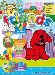 PRESCHOOL FRIENDS (FORMERLY PRESCHOOL PLAYROOM) Magazine
