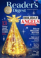 Readers Digest Large Print Magazine
