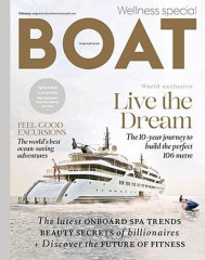 Showboats International Magazine