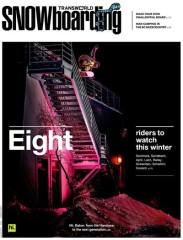 Transworld Snowboarding Magazine