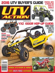 4-Wheel ATV Action Magazine