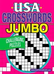 USA Crosswords Jumbo Magazine