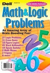 Logic Lovers Math & Logic Problems Magazine