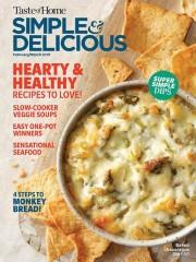 Simple & Delicious Magazine