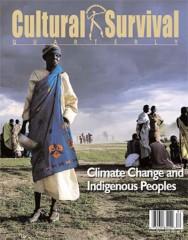 Cultural Survival Quarterly Magazine