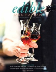 Edible Manhattan Magazine Subscription