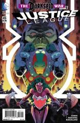 Justice League Magazine
