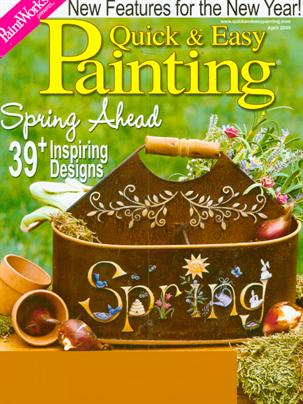 Quick Easy Painting Magazine