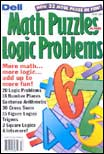 Dell Math Puzzles & Logic Problems Magazine