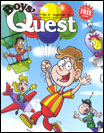Boys Quest Magazine Subscription