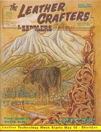 Leather Crafters & Saddlers JRNL Magazine