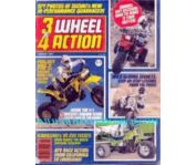 4 WHEEL ATV ACTION Magazine