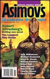 Asimov Science Fiction Magazine