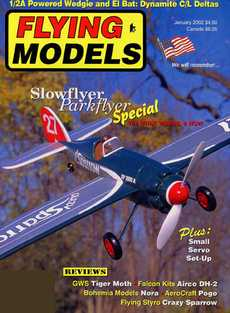Flying Models Magazine Subscription