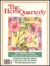 Herb Quarterly Magazine Subscription