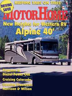 Motorhome Magazine Subscription
