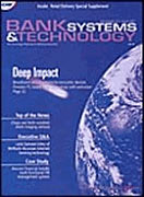 Bank Systems & Technology Magazine Subscription