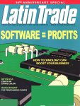 Latin Trade Magazine Subscription