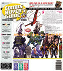 Comic Buyers Guide Magazine