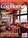 Countrys Best Log Homes Magazine