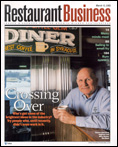 Restaurant Business Magazine Subscription