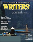 Writers' Journal Magazine Subscription