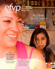 EFVP The Human Development Magazine Subscription