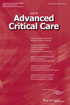 AACN Advanced Critical Care Magazine