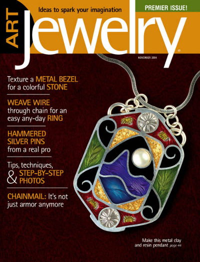 Art Jewelry Magazine Subscription