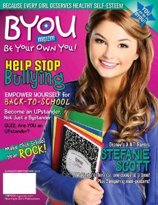 Be Your Own You(BYOU) Magazine Subscription