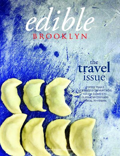 Edible Brooklyn Magazine Subscription