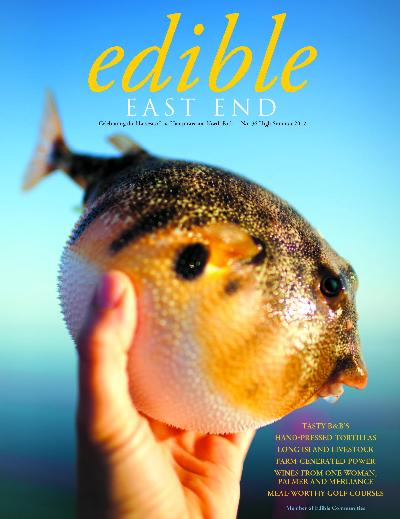 Edible East End Magazine
