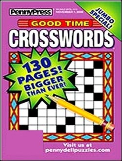 Good Time Crosswords Magazine