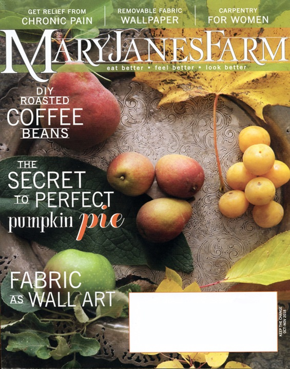 MaryJaneFarms Magazine Subscription