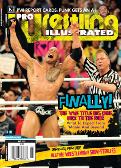 Pro Wrestling Illustrated Magazine Subscription