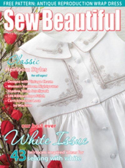 Sew Beautiful Magazine
