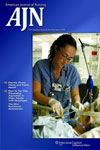 American Journal of Nursing Magazine Subscription
