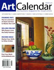 Professional Artist Magazine Subscription