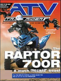 ATV Rider Magazine Subscription